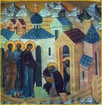 Sergius of Radonezh Podcast on St Sergius of Radonezh The Expander of Russia Mark