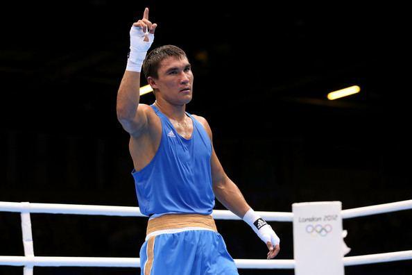 Serik Sapiyev Serik Sapiyev Pictures Olympics Day 14 Boxing Zimbio