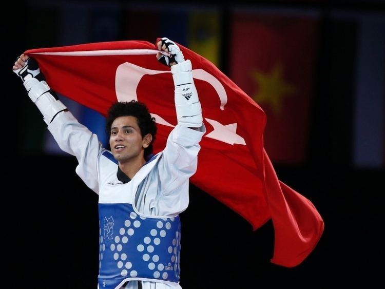 Servet Tazegul Servet Tazegul Victory at the 2012 European Taekwondo