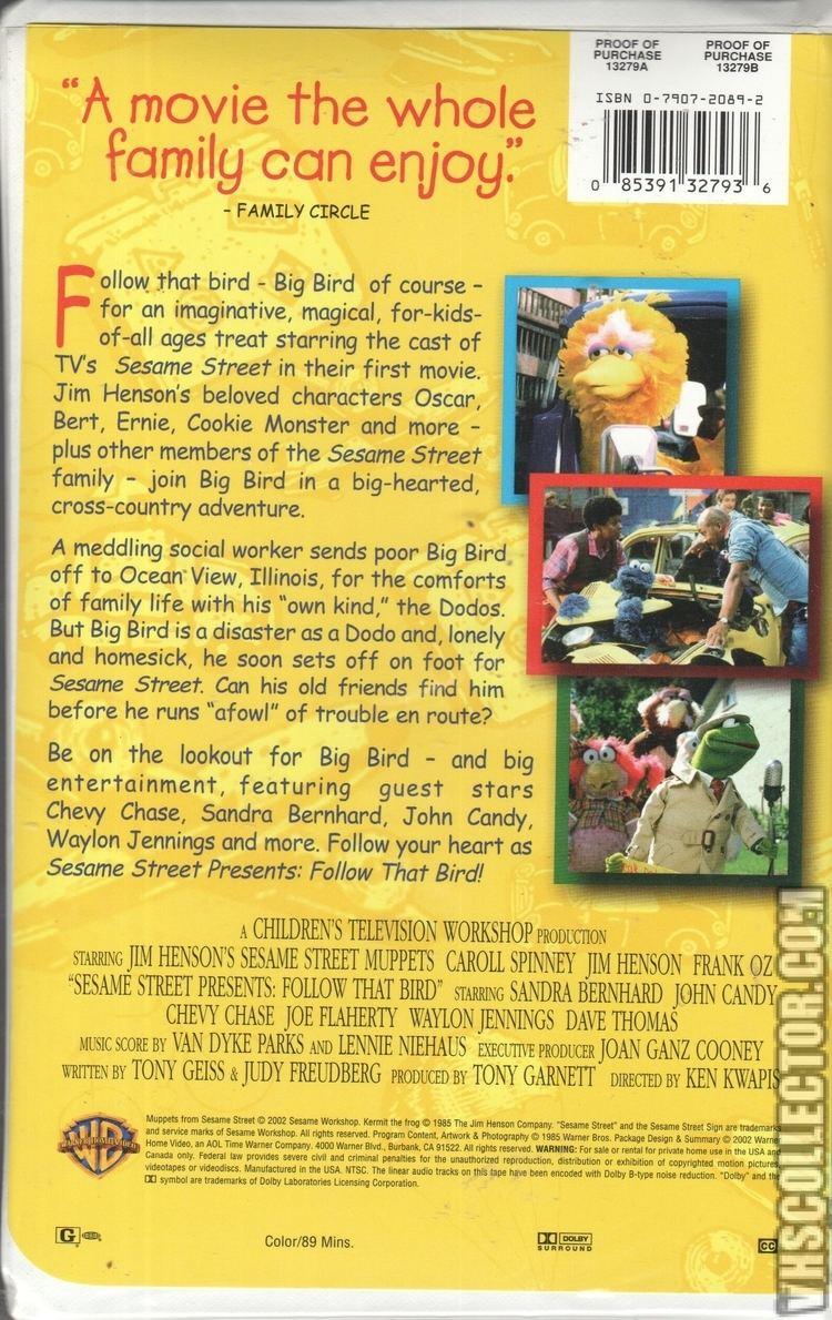 Sesame Street Presents Follow That Bird Sesame Street Presents Follow That Bird VHSCollectorcom Your
