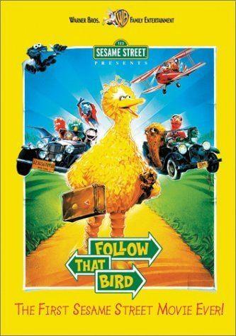 Sesame Street Presents Follow That Bird Amazoncom Sesame Street Presents Follow that Bird Caroll