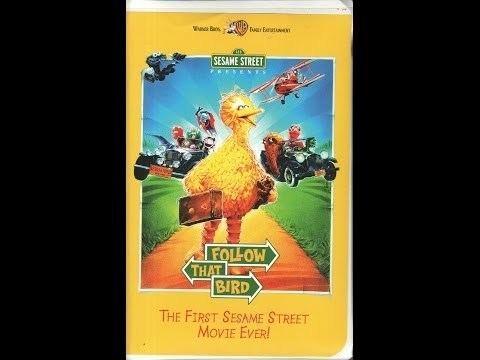 Sesame Street Presents Follow That Bird Opening To Sesame Street PresentsFollow That Bird 2002 VHS YouTube