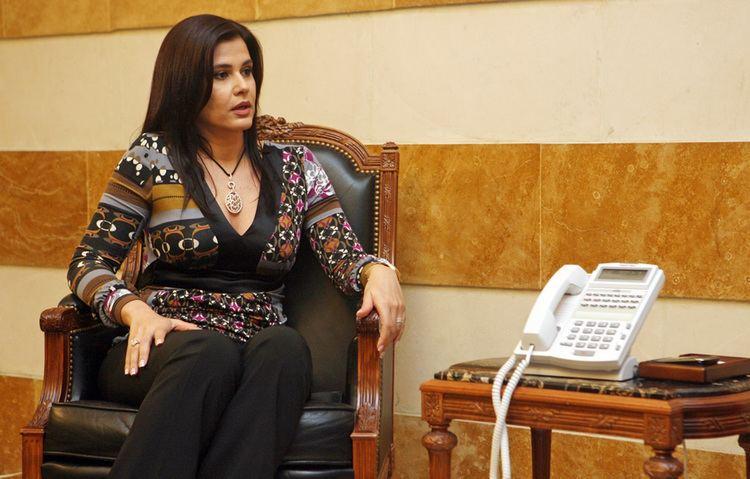 Sethrida Touk-Geagea  nackt