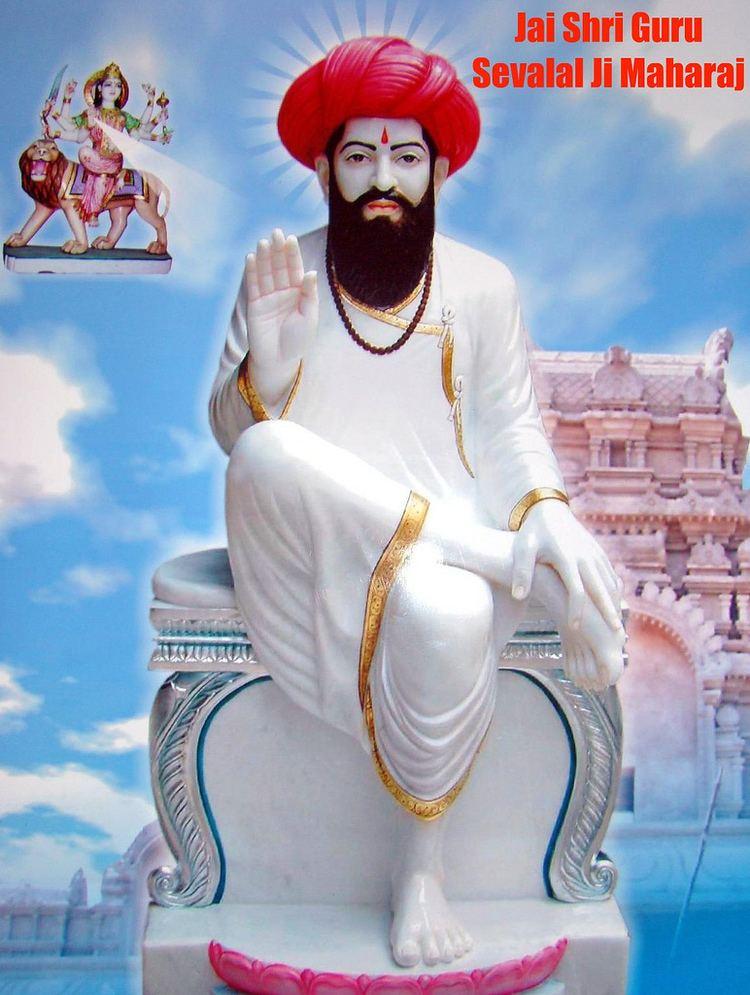Sevalal Shri Guru Sevalal Ji Maharaj Kamal Dharamsot Flickr