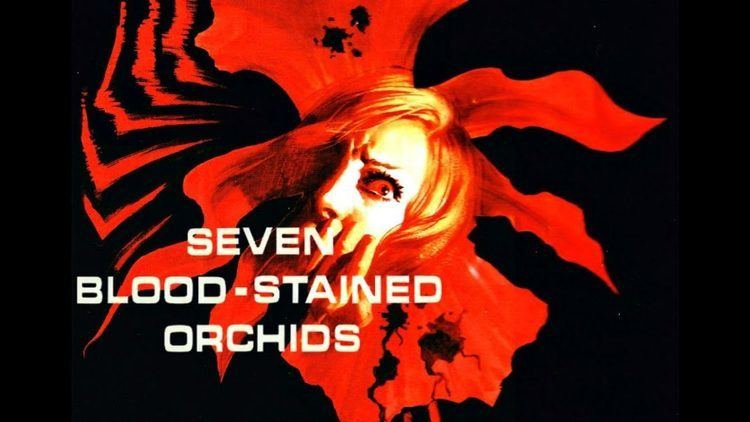 Seven Blood-Stained Orchids Giallo Madness Seven Bloodstained Orchids Wicked Horror