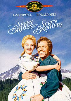 Seven Brides for Seven Brothers Jacket 11 Seven Brides for Seven Brothers background