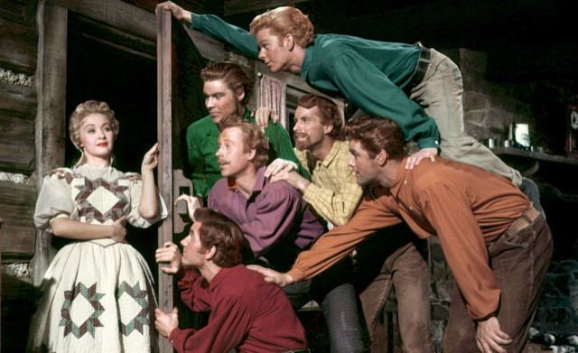 Seven Brides for Seven Brothers Schmoevilles Throwback Thursday TBT Seven Brides for Seven