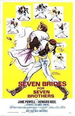 Seven Brides for Seven Brothers Seven Brides for Seven Brothers Wikipedia