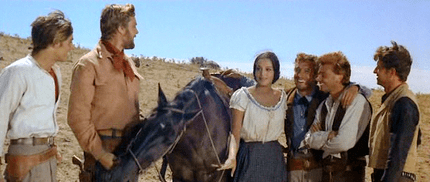 Seven Guns for the MacGregors Seven Guns for the MacGregors Review The Spaghetti Western Database