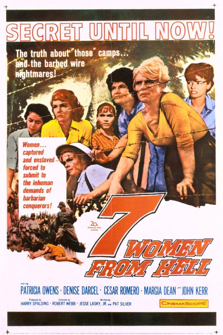 Seven Women from Hell wwwgstaticcomtvthumbmovieposters43902p43902