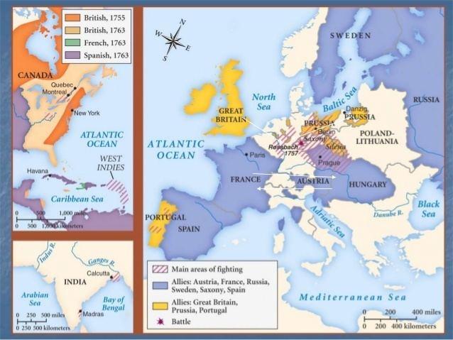 Seven Years' War The Seven Years War