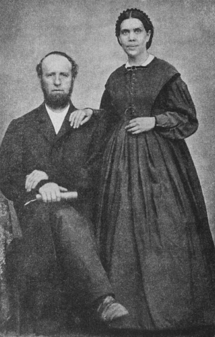 Seventh-day Adventist Church Pioneers
