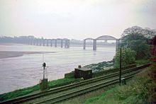 Severn Railway Bridge Severn Bridge Railway Wikipedia