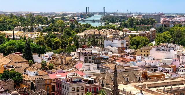 Seville Beautiful Landscapes of Seville