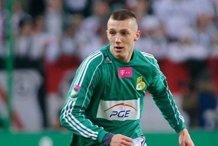 Seweryn Michalski Seweryn Michalski trenuje z GKSem Bechatw