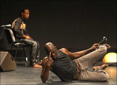 Seydou Boro Seydou Boro Concert d39un homme dcousu Pantin Centre
