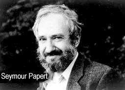 Seymour Papert LPR TCD Constructionism