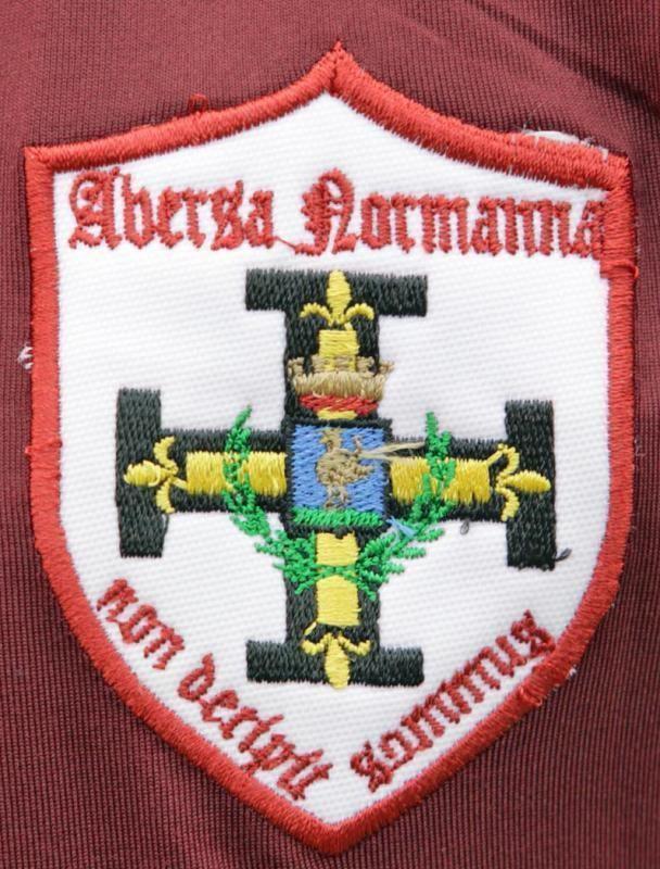 S.F. Aversa Normanna Aversa Normanna presentazione in piazza Municipio