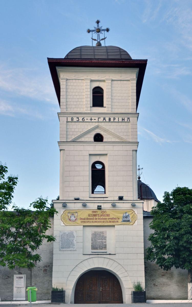 Sfinții Voievozi Monastery