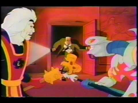Sgt. Kabukiman N.Y.P.D. Sgt Kabukiman NYPD animated series promo YouTube