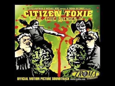 Sgt. Kabukiman N.Y.P.D. Toxic Avenger IV Citizen Toxie Soundtrack Sgt Kabukiman NYPD