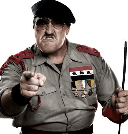 Sgt. Slaughter wwwkayfabenewscomwpcontentuploads201410sla
