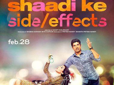 Shaadi ke Side Effects review Vidya Farhan make it a fun watch