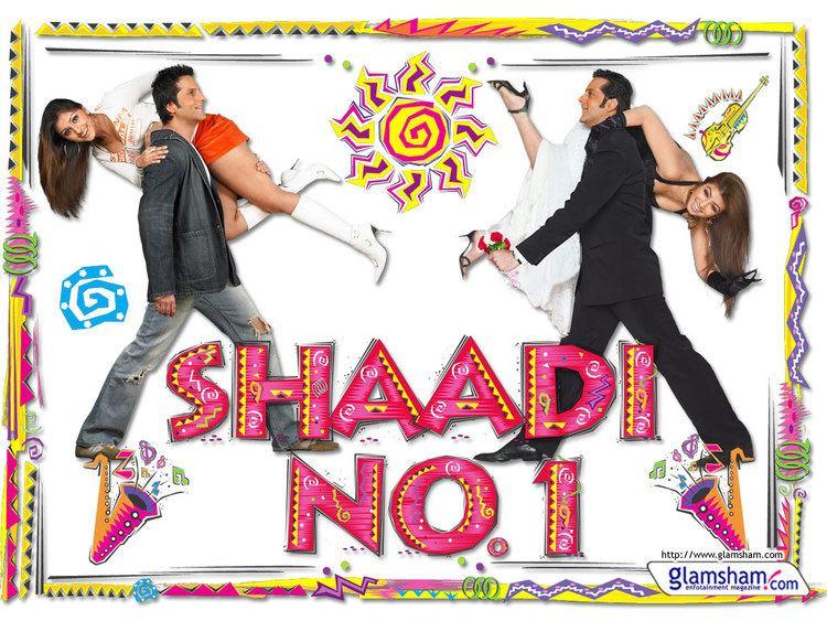Shaadi No1 movie wallpaper 6680 Glamsham