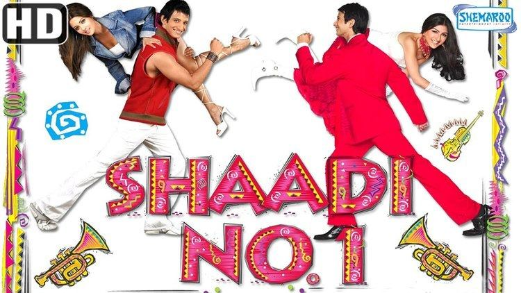 Shaadi No1 2005 HD Full Comedy Movie Sanjay Dutt Sharman