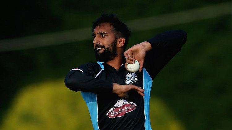Shaaiq Choudhry County cricket Worcestershire deals for Shaaiq Choudhry