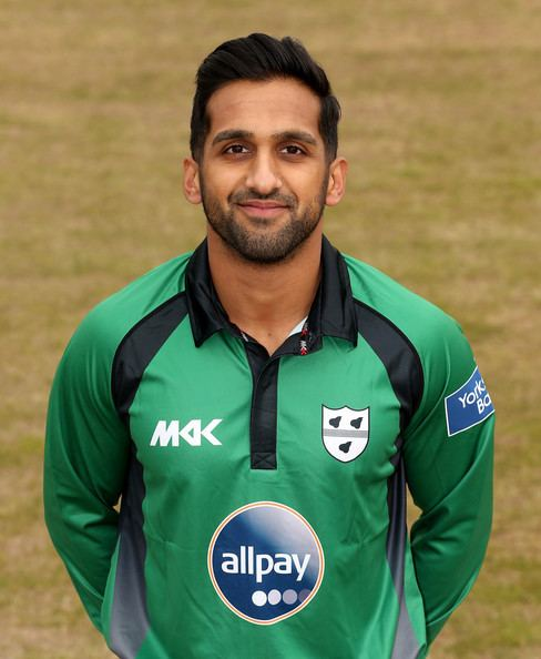 Shaaiq Choudhry Shaaiq Choudhry Pictures Worcestershire CCC Photocall