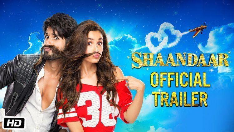 Shaandaar Official Trailer Alia Bhatt Shahid Kapoor YouTube