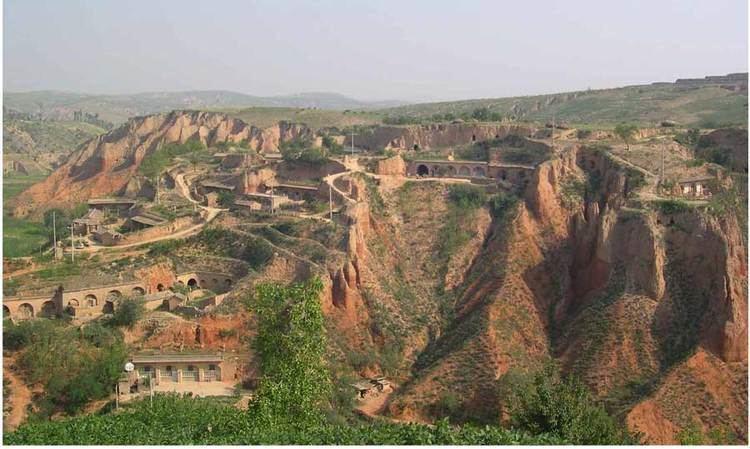 Shaanxi Beautiful Landscapes of Shaanxi