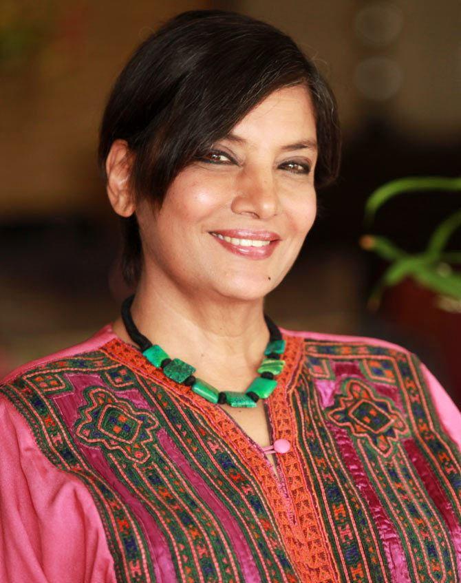 Shabana Azmi For a long time I couldn39t believe I couldn39t become a