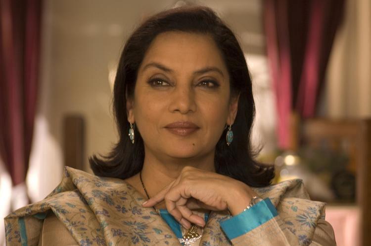 Shabana Azmi Shabana Azmi has joined the cast of the Hollywood film