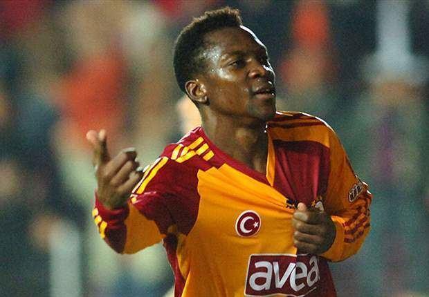 Shabani Nonda FINISHED Galatasaray Release Shabani Nonda On A Free
