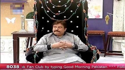 Shabbir Jan Shabbir Jan Angerily Left Nida Yasir Live Morning Show on
