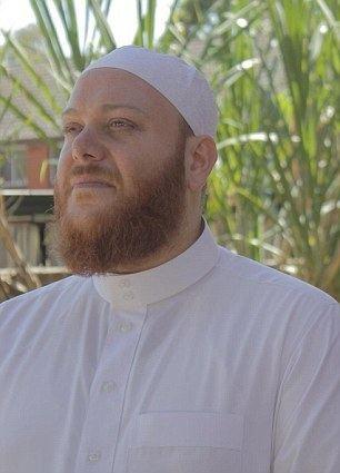 Shady Alsuleiman Islamic leader Sheikh Shady Al Suleiman stopped at Sydney