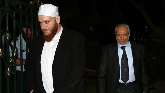 Shady Alsuleiman Antigay Muslim sheik Shady Alsuleiman attends Turnbulls dinner