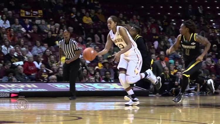 Shae Kelley Shae Kelley 201415 Gopher Womens Basketball Feature YouTube