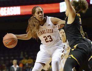 Shae Kelley Gophers womens basketball Shae Kelley hopes to make most of last