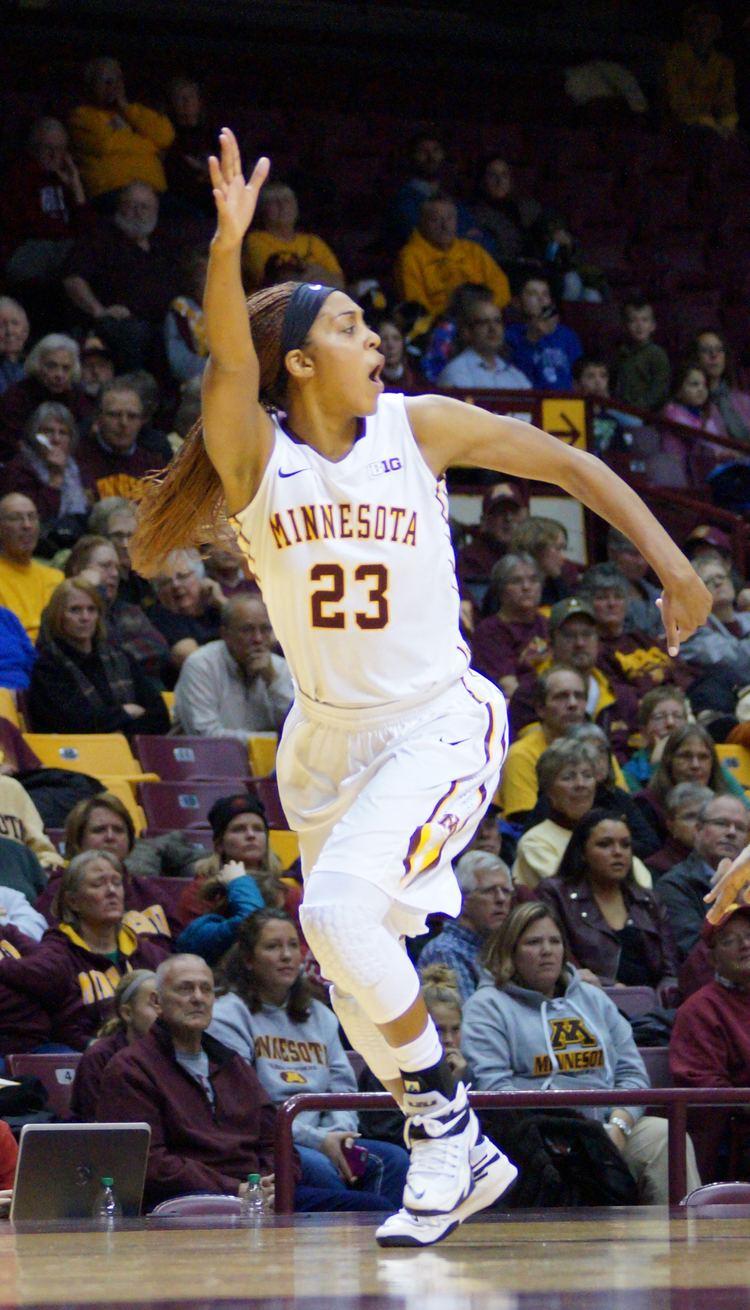 Shae Kelley Shae Kelleys tapestry of schools leads to success at Minnesota