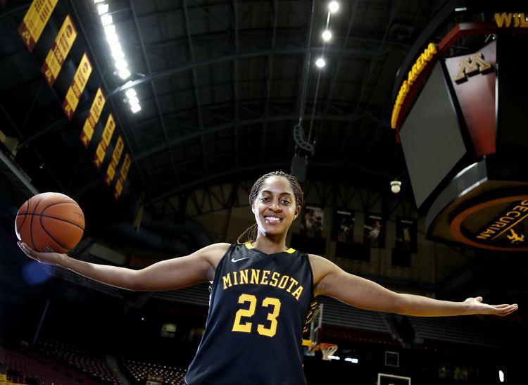 Shae Kelley Shae Kelley gives Gophers womens basketball a triple threat