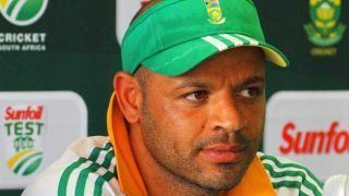 Shafiek Abrahams Latest News Photos Biography Stats Batting