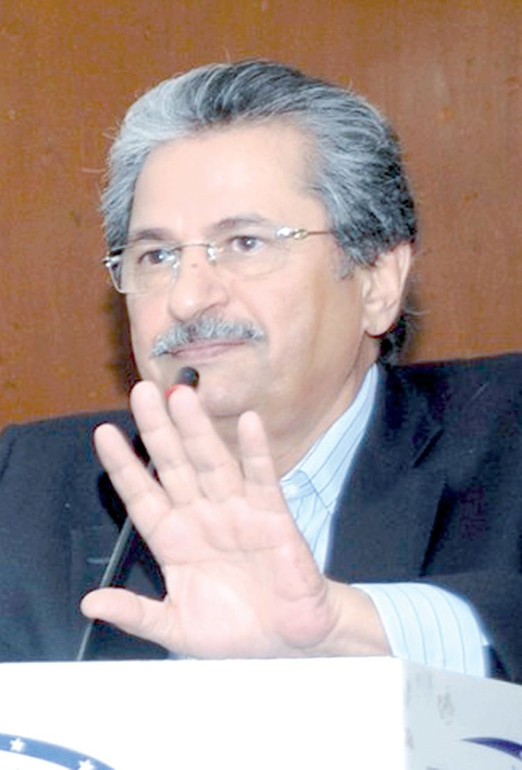 Shafqat Mahmood INTERVIEW Shafqat Mahmood Pakistan Today