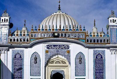 Shah Abdul Latif Bhittai Threedays Urs of Shah Abdul Latif Bhittai begins
