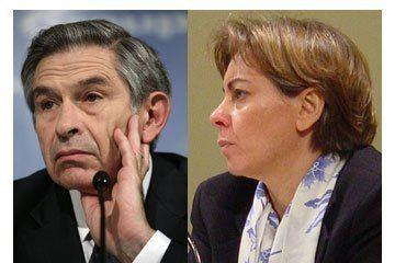 Shaha Riza Wolfowitzs girlfriend problem Saloncom
