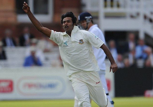 Bangladesh bowler Shahadat Hossain missing after being accused of