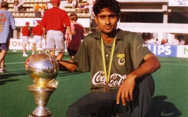 Shahbaz Ahmed Captain Shahbaz Ahmed has been entrusted with reviving hockey in