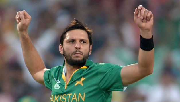 Shahid Afridi to miss oneoff T20I against England Cricket Country